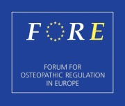 FORE: Forum For Osteopathic Regulation in Europe